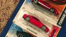 Hot Wheels Super Cars 7: Ft. Lamborghinis, Aston Martins, and Corvettes!