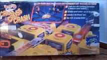 Amazing Crashes Hot Wheels Criss Cross Crash Track Set