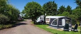 Camping Normandie - Sandaya La Côte de Nacre à Saint Aubin Sur Mer - Calvados - Basse-Normandie