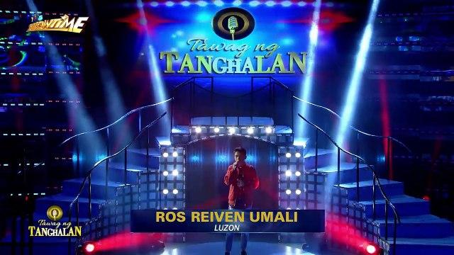 Tawag ng Tanghalan: Ros Reiven Umali | Superstar