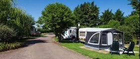 Camping Normandie - Sandaya La Côte de Nacre - Saint Aubin Sur Mer - Calvados - Normandie - NL