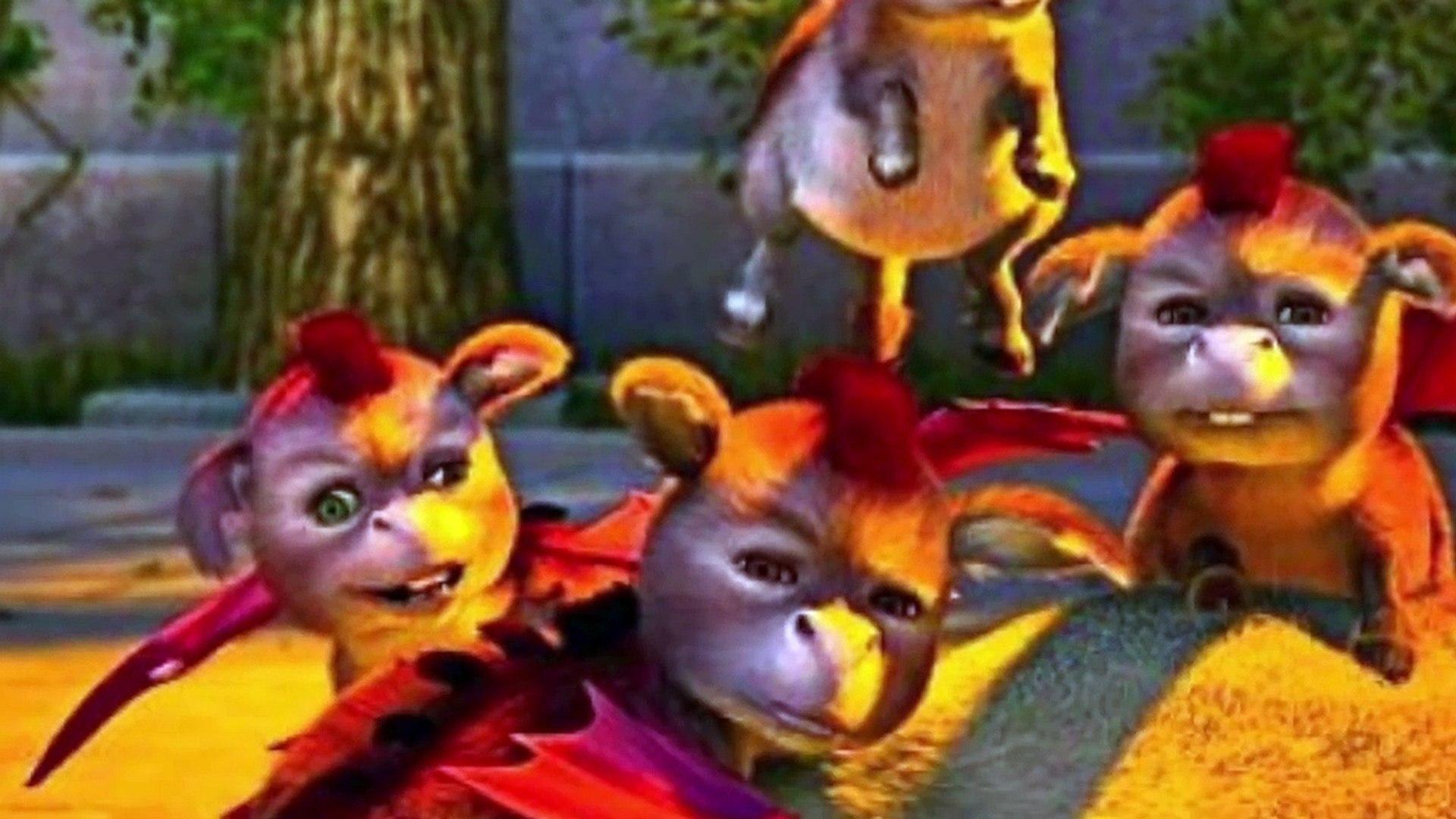 Shrek Theory How Do Donkey And Dragon Have Dronkeys Theory Video Dailymotion