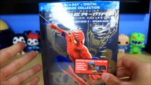 Spider-Man: Limited Edition 3-Movie Collection - Blu-ray DigiBook Unboxing