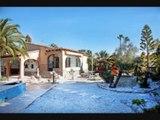 Espagne : Vente villa 2 chambres Piscine couverte Jardin agréable : Le bien que vous devez voir - Ville de Calpe