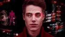Photoshop Tutorial: Hologram iron Man Effects