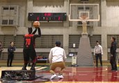Ce robot met des paniers de basket avec une précision incroyable !