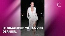 PHOTOS. Rita Ora dévoile sa culotte en dentelle lors d'une soirée romantique