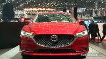 Mazda 6 break restylé: peaufiné - En direct du salon de Genève 2018