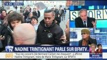 """Bertrand Cantat: """"Qu'il monte sur scène et qu'il soit applaudi, c'est un scandale"""", Nadine Trintignant"""