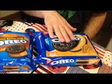 Reeses Peanut Butter Cup Oreos vs Peanut Butter Creme Oreos Review