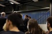 Allocution du Président de la République, Emmanuel Macron, lors de l'inauguration du centre de formation des Compagnons du devoirs de Tours