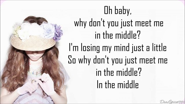 The Middle - Zedd, Maren Morris, Grey _ J.FLA  (Lyrics_cover)