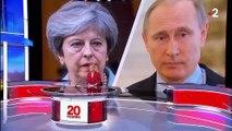 Espion empoisonné : guerre diplomatique entre Londres et Moscou
