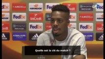 """Williams : """"On est capable de marquer deux buts"""""""
