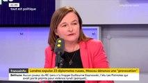 """Ex-espion russe empoisonné : """"C'est extrêmement grave"""" condamne Nathalie Loiseau, ministre chargée des Affaires européennes"""