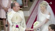 """Charlène de Monaco et le prince Albert """"longtemps tourmentés"""" par les rumeurs sur leur mariage"""
