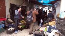 Les réfugiés syriens en Turquie