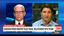 Canadian Prime Minister Justin Trudeau talks Trade, Relationship with President Trump #Canada #USA