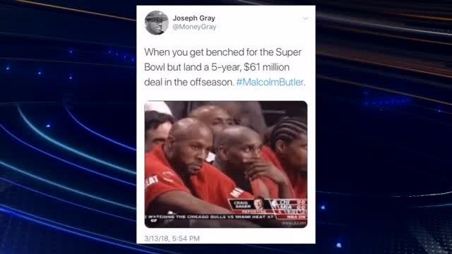 Social Media Reacts To Patriots Free Agency Losses