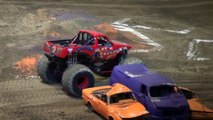 Monster Truck freestyle @ Tacoma Dome new