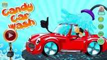 Apps For Kids |Car Wash Games |Candy Car Wash | Car Wash App