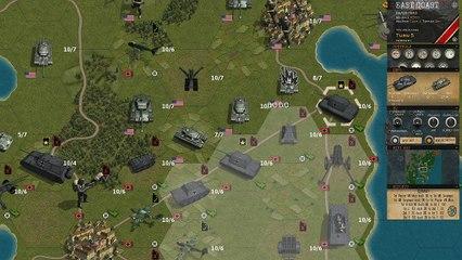 Klotzen! Panzer Battles - Trailer