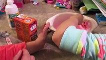 FUNNY LITTLE GIRLS HAVE CRAZY FUN MAKING SLIME! INSANE DIY TUTORIAL!