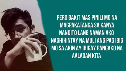 Jroa - Treat You Better (Tagalog Mashup) Lyrics