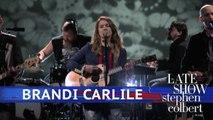 Brandi Carlile Performs 'The Joke'