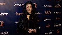 "Kelly Hu ""F.R.E.D.I"" Premiere Screening Red Carpet"