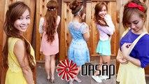 Outfits Based on Disney Princesses l Disney Princesses Outfits Ideas l Disneybounding Ideas