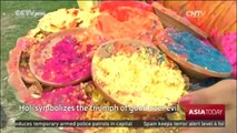 Holi Celebration: India, Nepal revel in festival of color