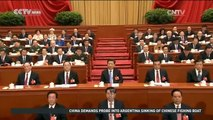 Chinese lawmakers approve 13th Five-Year Plan