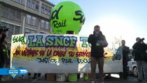 Réforme de la SNCF : réunion des syndicats pour la constitution d'un plan d'actions