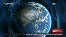 China Satellites: New BeiDou satellite successfully transmits signals to Earth