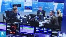 """Marc-Olivier Fogiel : """"C'est une vraie émotion de revenir dans les studios d'Europe 1"""""""