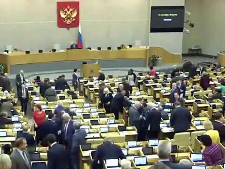 Курс доллара и фокусы депутатов России.