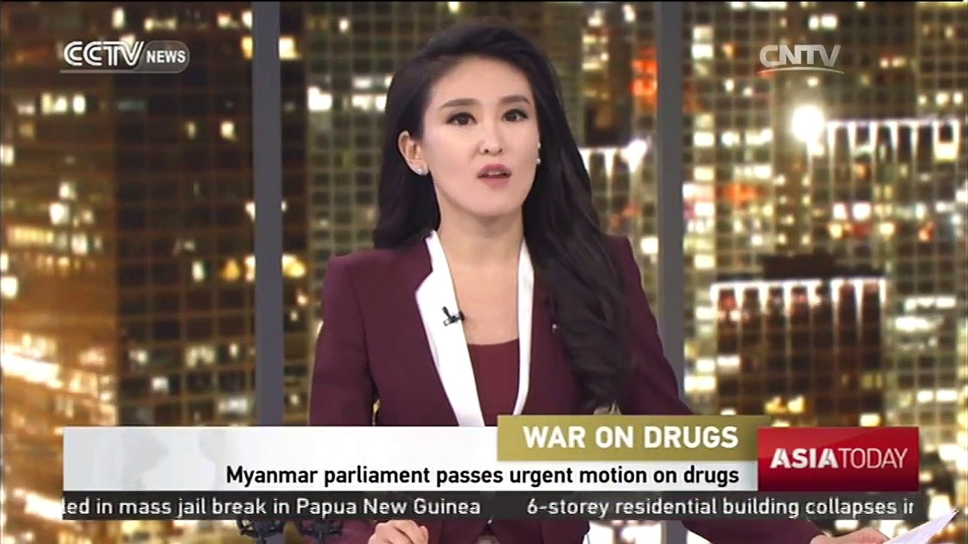 War On Drugs: Myanmar parliament passes urgent motion on drugs