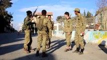Cinderes'te terörün izleri siliniyor - AFRİN