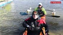 Logonna-Daoulas (29). Le kayak adapté  aux handicaps réussit le test