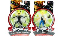 New Adrien and Cat Noir Chat Noir Action Figure Doll Unboxing and Review - Miraculous Ladybug