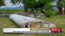 Plane wreckage found in Indian Ocean could be from missing flight MH370