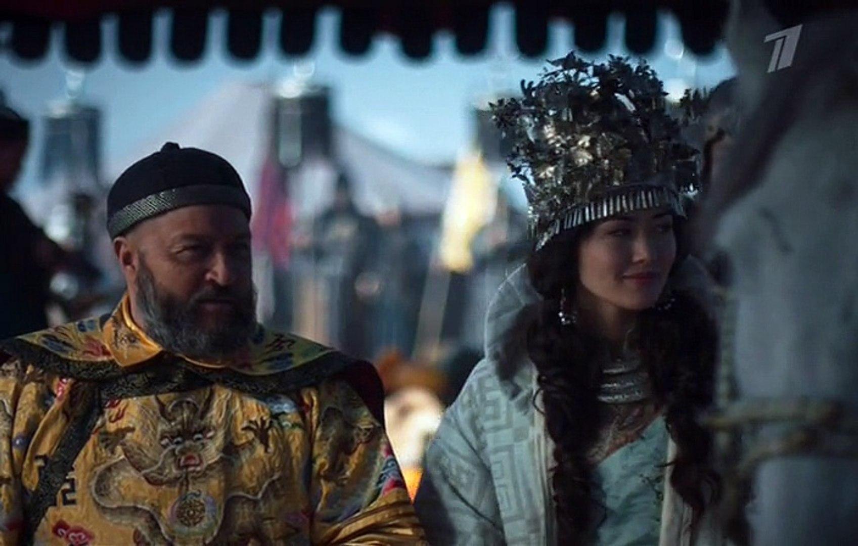 Золотая орда 7 серия 2018 Драма