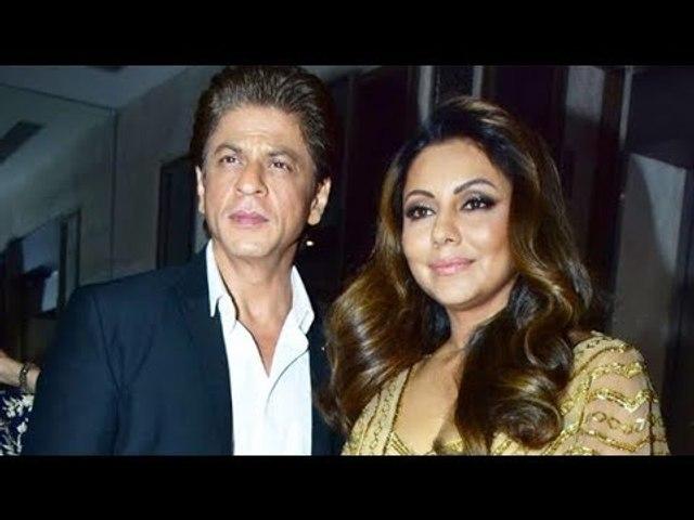 Shah Rukh Khan And Gauri Khan At The Hello Hall Of Fame Awards 2018