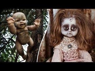 Isla de las Muñecas - The Island Of The Dolls   Strange Tv