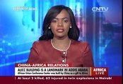 African Union Conference Center was built by China as a gift to Africa