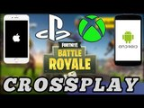 Fortnite Crossplay Is Coming | IOS and Android Coming Soon