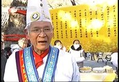 Tanzhe Temple in Beijing offers Laba porridge