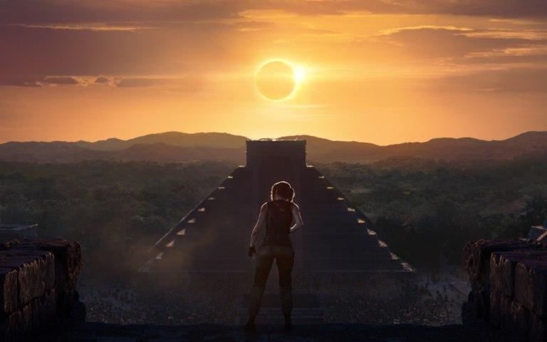 Teaser tráiler de Shadow of the Tomb Raider