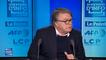 """Asile et immigration :  """"Gérard Collomb dit des choses qui correspondent à ce que je pense !"""", assure Collard"""